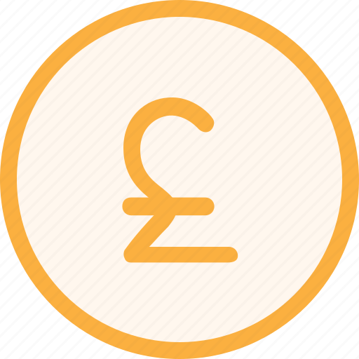 coin, economy, finance, fintech, money, office, poundsterling icon