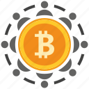 bank, bitcoin, coin, community, crypto, currency, digital icon