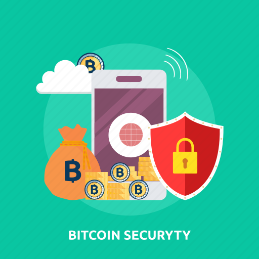 bitcoin, coin, cryptocurrencies, finance, gold, money, security icon