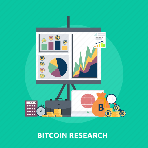 bitcoin, chart, coin, cryptocurrencies, finance, money, research icon