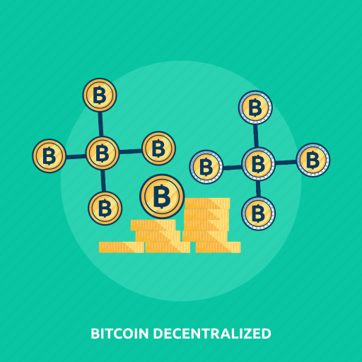 bitcoin, coin, cryptocurrencies, decentralized, finance, gold, money icon
