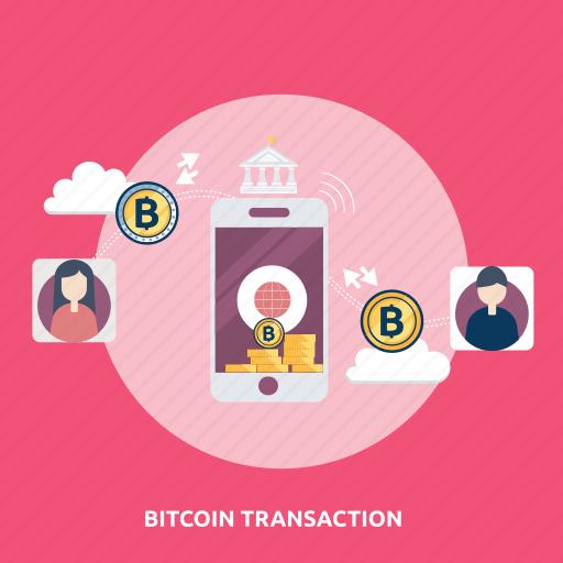 bitcoin, coin, cryptocurrencies, finance, mobole, money, wallet icon