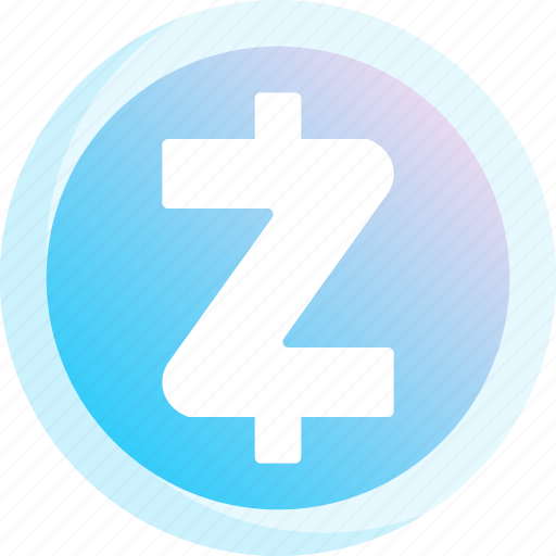Bitcoin, cryptocurrency, finance, logo, monetary, money, zcash icon - Download on Iconfinder