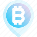 bitcoin, cryptocurrency, finance, location, money, payment, place