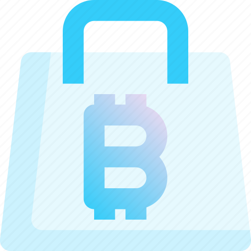 Bitcoin, commerce, cryptocurrency, finance, money, payment, shopping icon - Download on Iconfinder