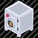 bank locker, bitcoin locker, bitcoin security, financial safety, savings bitcoin