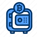 crypto, currency, locker, cryptocurrency, bitcoin, finance, payment
