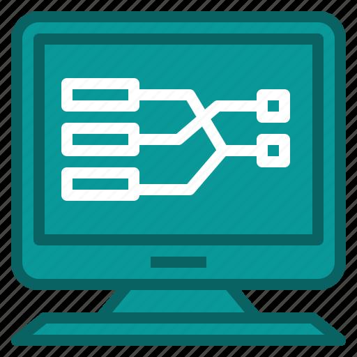 data, digest, function, hash, hashing icon