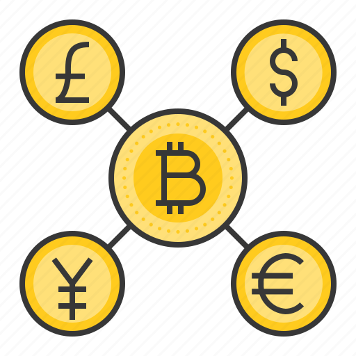 bitcoin, blockchain, coin, cryptocurrency, currency, digital currency icon