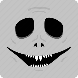 halloween, rake icon