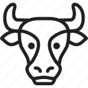 cow, cuisine, dish, meat, poultry icon