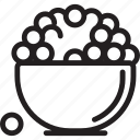 cuisine, dish, fish eggs, meat, poultry icon