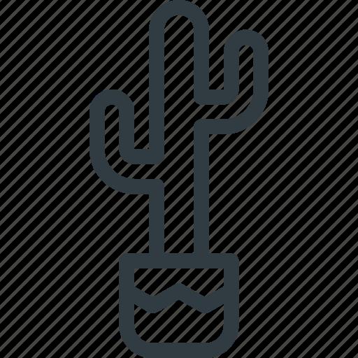 Cactus, civilization, community, culture, mexican, nation, plant icon - Download on Iconfinder