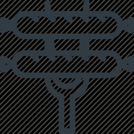 Civilization, communities, community, culture, german, nation, sausage icon - Download on Iconfinder