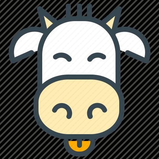 animal, cow, culture, milk icon