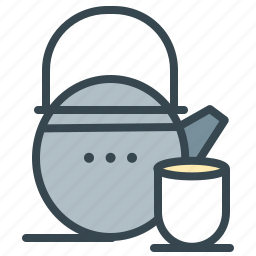 beverage, culture, drink, japanese, tea icon