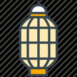 culture, lamp, lampion, lantern, light icon