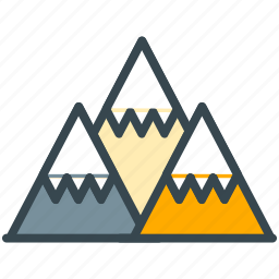 climb, culture, hike, mountain, mountains, tops icon