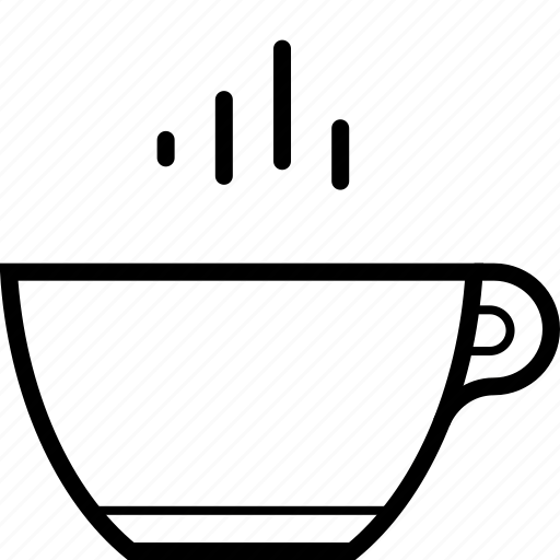 capuccino, coffee, coffee cup, espresso, ground coffee, hot, tea icon