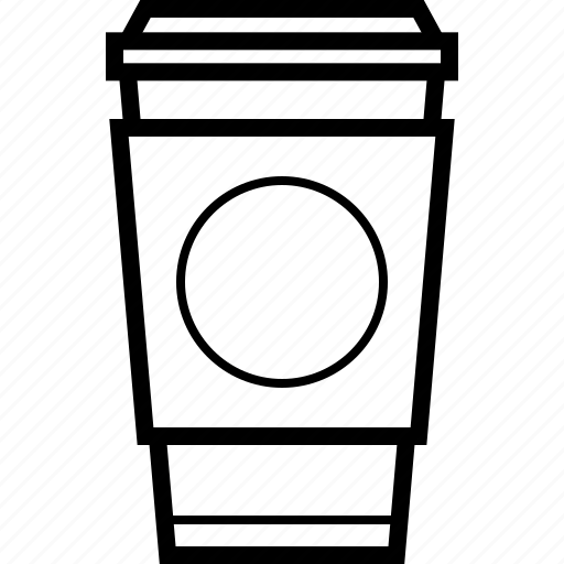 coffee, cup, cup of coffee, espresso, hot, starbucks icon