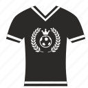 club, football, tshirt, wear icon