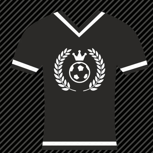 club, football, tshirt, wear icon
