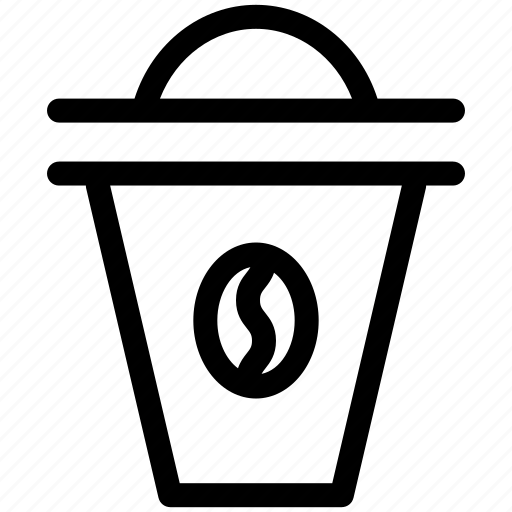 coffee, cup, hot coffee, starbucks icon