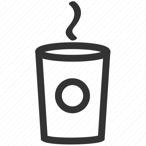 Coco Coffee Cup Drink Hot Starbucks Icon
