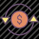 dollar, exchange