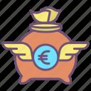 money, pouch
