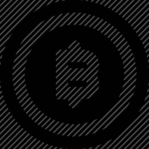bitcoin, coin icon