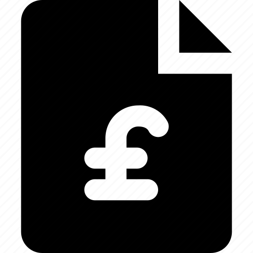 file, pound icon