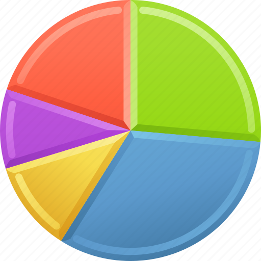business report, chart, graph, pie chart, report icon