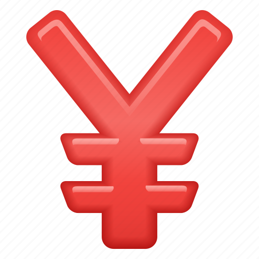 chinese, currency, japanese, yen, yuan icon