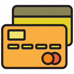 atm, card, casino, credit, debit, money, payment icon