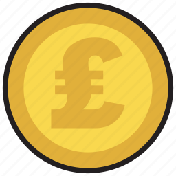 coin, currency, finance, money, pound, sterling icon