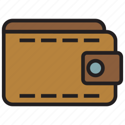 cash, money, payment, purse, wallet icon