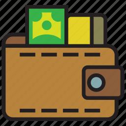atm, card, cash, money, payment, purse, wallet icon