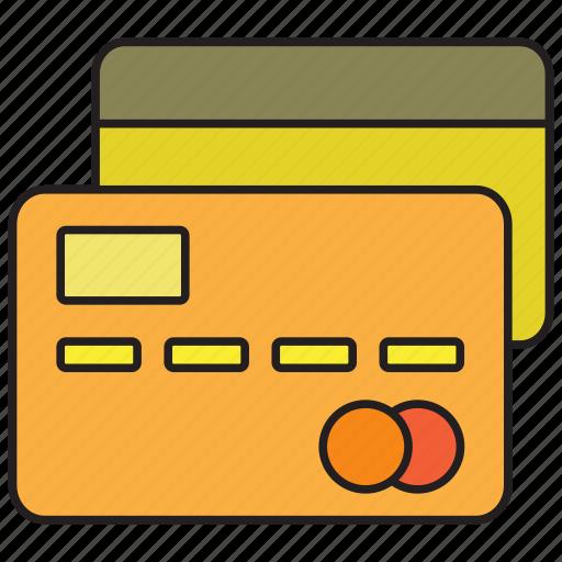 atm, card, casino, credit, debit, money, payment icon