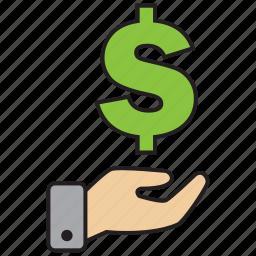 atm, buy, credit, debit, dollar, money, shop icon