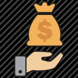 bank, buy, credit, debit, dollar, money, purchase icon