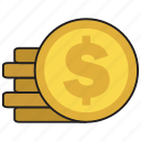 atm, bank, coin, credit, debit, dollar, money icon