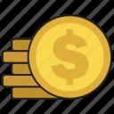 atm, bank, coin, credit, debit, dollar, money icon