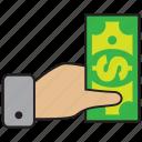 atm, bank, buy, credit, debit, dollar, money icon