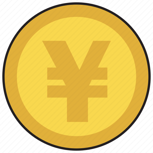 buy, coin, currency, finance, money, sell, yen icon