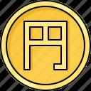 coin, currency, japan yen, money, yen