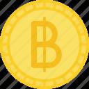baht, coin, currency, money, thai baht