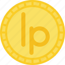 coin, croatian lipa, currency, lipa, money