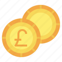 pound, sterling, finance, currency, cash, coin, money