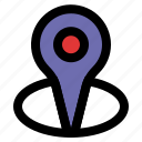 gps, location, map, marker, pin, place, travel